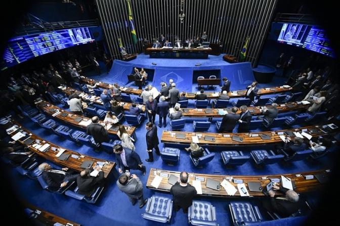 Senado aprova suspensão dos decretos das armas
