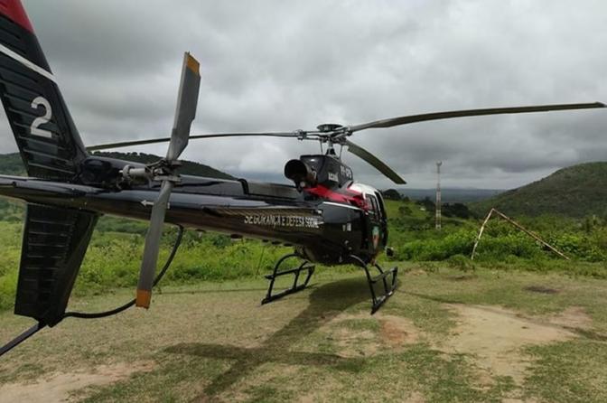 Ações aéreas da Segurança Pública somam 32 resgates, salvamentos e operações de janeiro a agosto