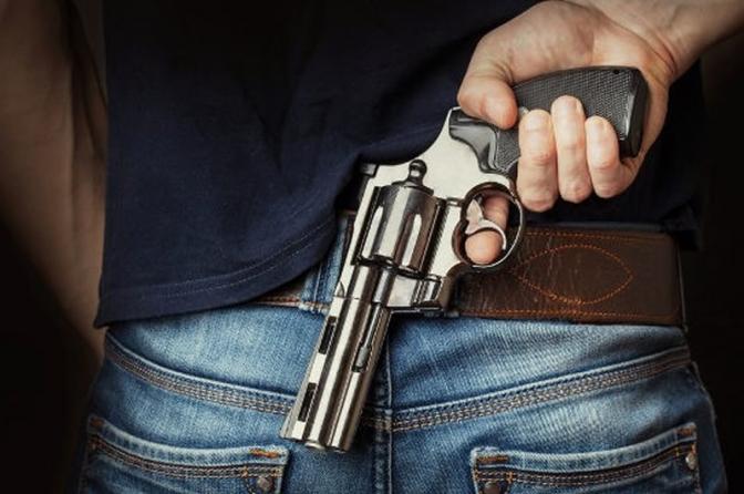 73% são contra, e 26% a favor da flexibilização do porte de armas, diz Ibope