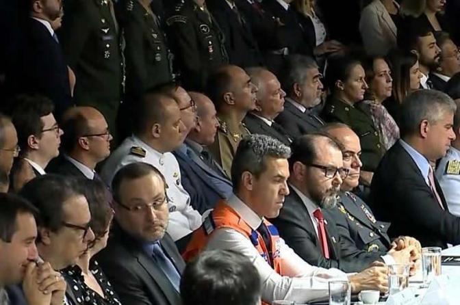 Conselho Nacional de Segurança Pública é instalado no Brasil