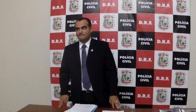 Delegado da Roubos e Furtos é baleado em troca de tiros em Fortaleza