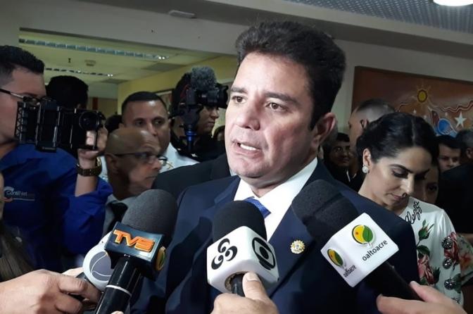 Aprovados em concurso para delegado cobram nomeação do governador Cameli