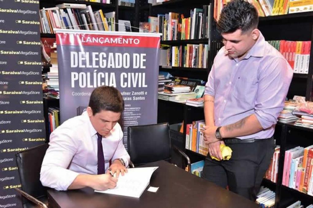 Delegado de Polícia se torna referência nacional no combate à violência contra a mulher