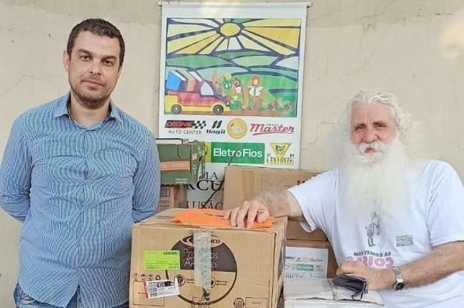 Projeto Polícia Civil de Mato Grosso e sociedade na leitura para mudar a vida recebe doações de livros