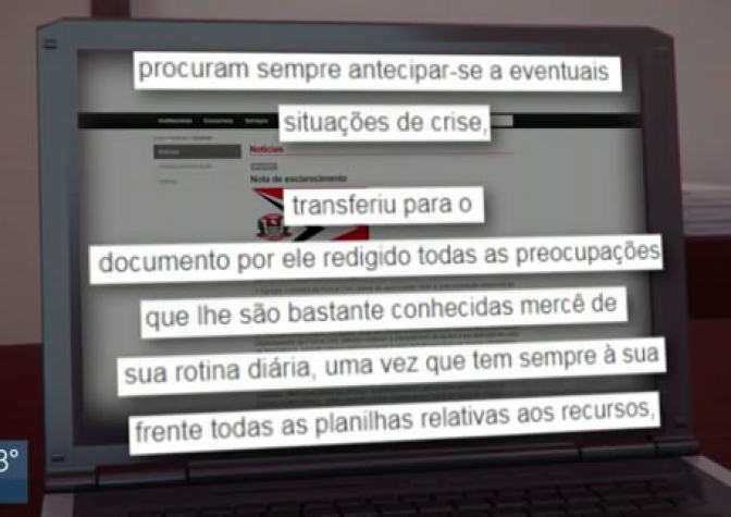 Vazamento de um e-mail interno revela planos da Polícia Civil de cortar gastos