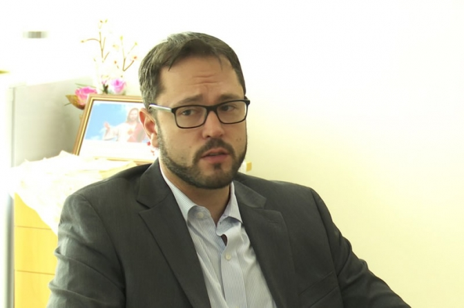 Delegado Vicenzi vai presidir o Inep,autarquia responsável pelo Enem