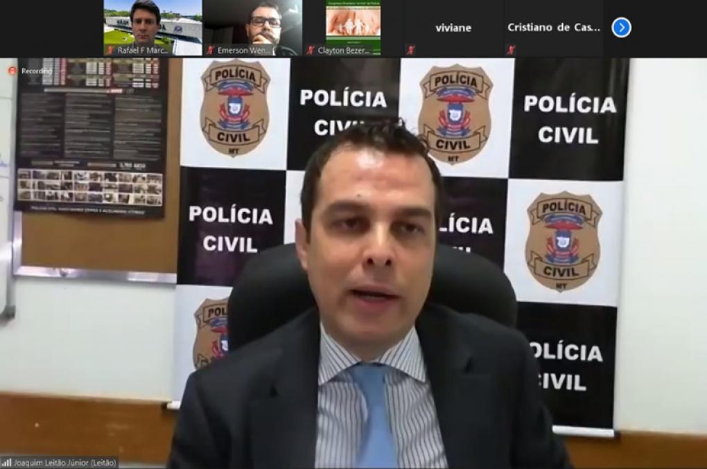 """Acadepol de MT aprova 24 Enunciados no""""I Congresso Brasileiro On Line de Polícia Judiciária e Direitos da Criança e do Adolescente"""""""