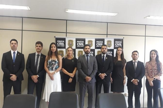 Justiça manda Estado de Minas corrigir salários dos delegados de polícia