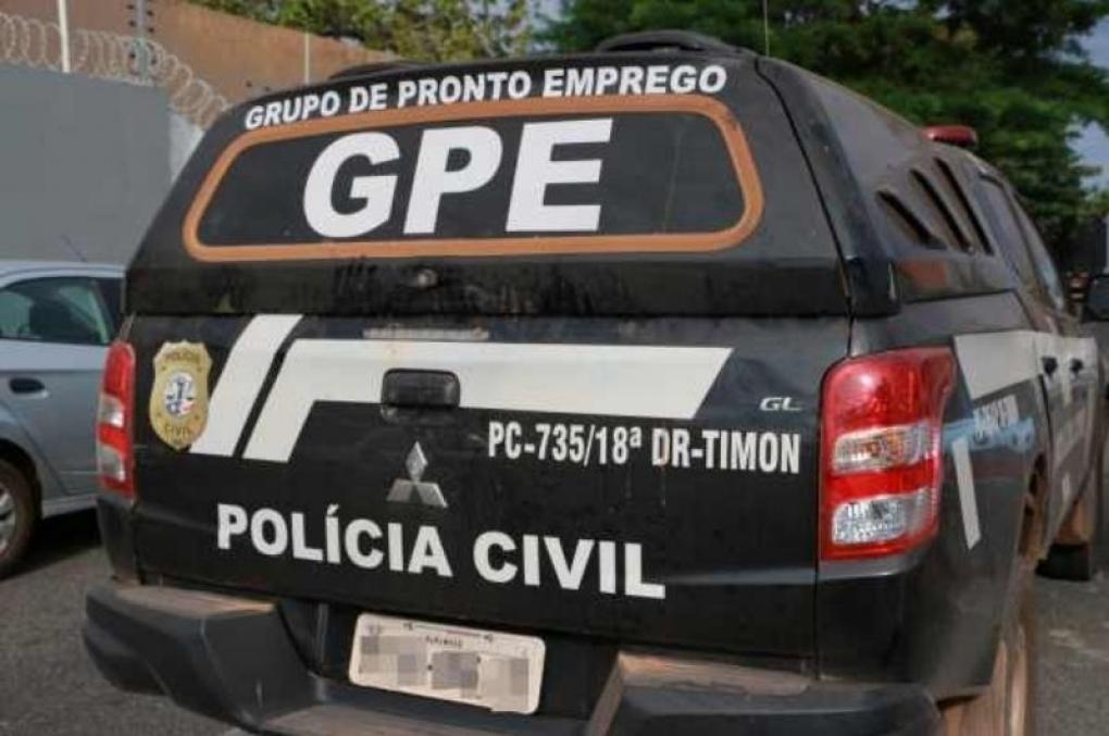 Surto de Covid contaminou mais da metade dos policiais civis de Timon; Alguns foram hospitalizados