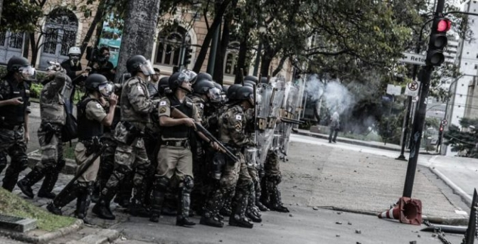 Os atos praticados pelas polícias deveriam gozar de presunção de ilegitimidade?