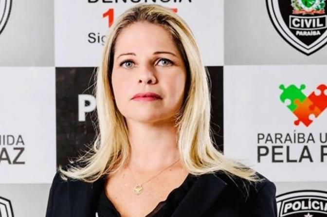 Delegada Ranielle Vasconcelosmorre aos 42 anos
