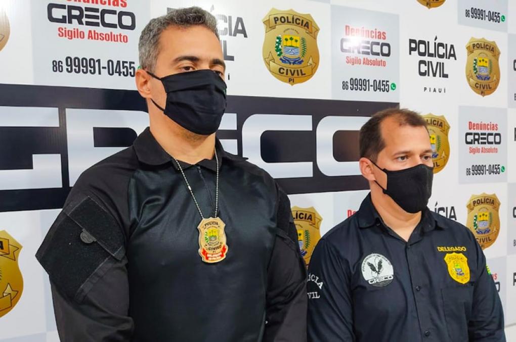 Greco prende policial militar acusado de assaltar casa do empresário em Teresina