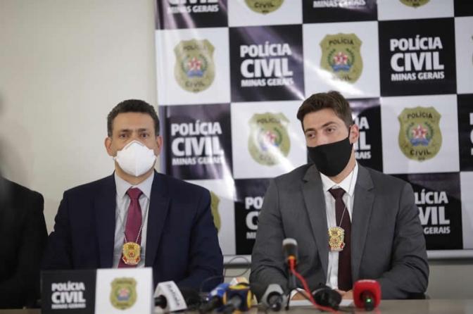 Polícia Civil cumpre mandados em investigação sobre lavagem de dinheiro em MG e SP