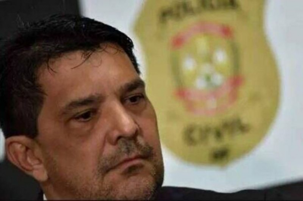 Covid: delegado-geral da PCDF recebe alta de hospital e vai para casa