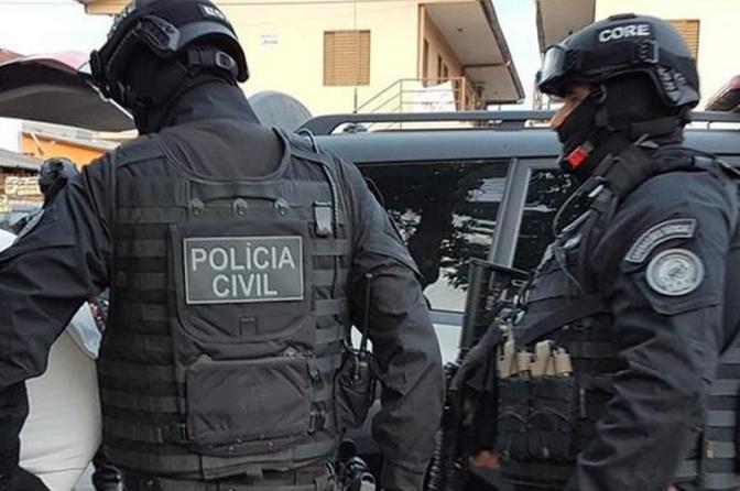 """Projeto """"Fomento à Criação e Estruturação de Unidades de Combate à Corrupção nas Polícias Civis"""""""