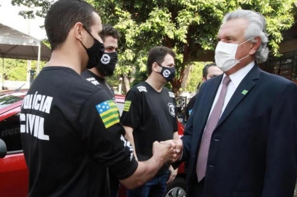 Governador de Goiás autoriza construção da 'Cidade da Polícia Civil'