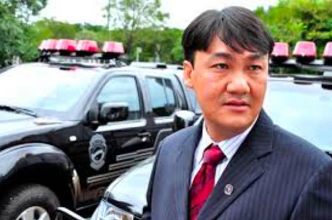 Delegado Takeshita é nomeado Diretor-Geral do Ciops do MS