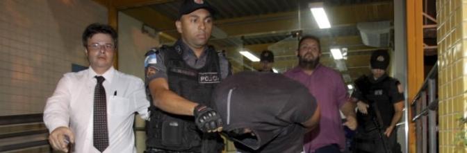 PM é preso após ser flagrado com 3.500 projéteis de calibre 9mm