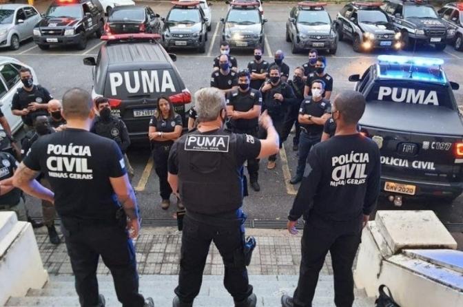 Policiais marcam carreata no DF e manifestação em todo país