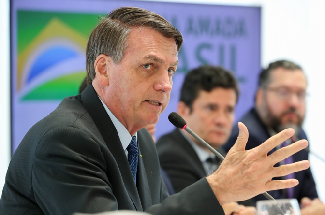 O Serviço de Inteligência Pessoal de Bolsonaro: policiais que repassam informações sigilosas cometem crimes