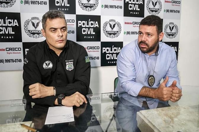 Polícia Civil do Piauí realiza novas prisões na Operação Cargas