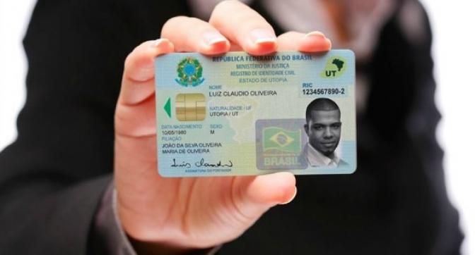 Sancionado projeto de lei que cria Identificação civil Nacional, ICN