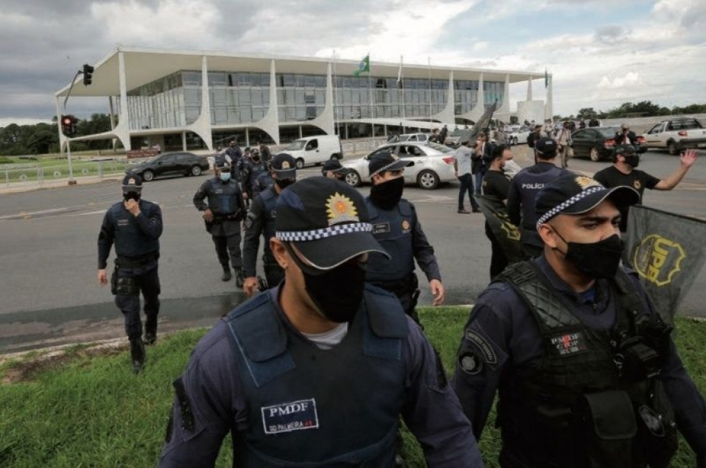 """""""O que as polícias acham de Bolsonaro""""; representantes da UPB se manifestam"""