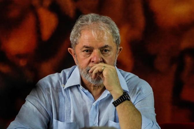 Lula perde ação contra delegado da Polícia Federal