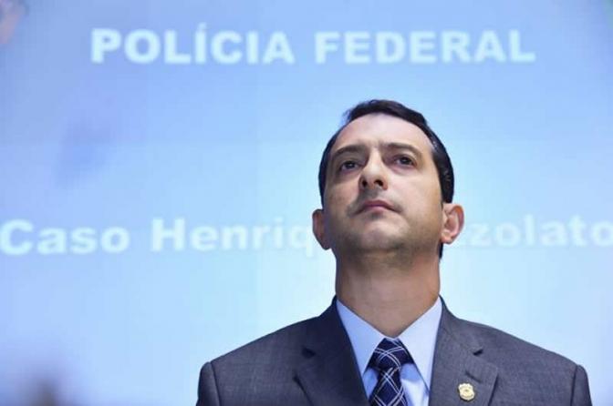 Quem é Rogério Galloro, novo chefe da Polícia Federal