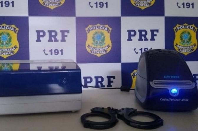 PRF: drogômetros serão testados nas estradas a partir de agosto