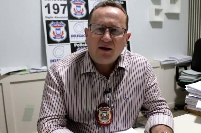 Delegado de MT indicia policiais militares apontados como responsáveis por desaparecimento de pedreiro