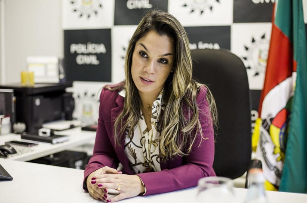 Tatiana Bastos, uma delegada de polícia na cruzada contra a violência doméstica