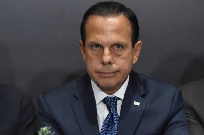 Juíza manda Doria proteger policiais do coronavírus
