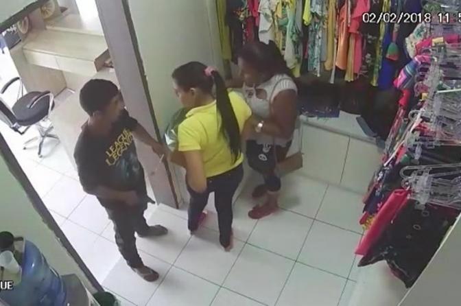 Delegado Cláudio Mendes prende suspeito de roubo a comércio no Maranhão