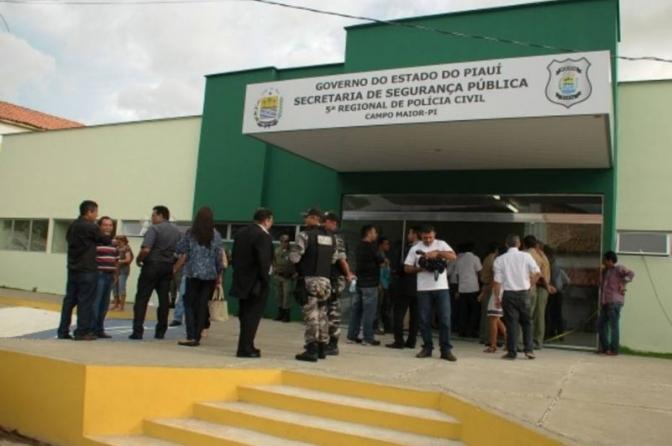 Traficante internacional de drogas e preso em Castelo do Piauí