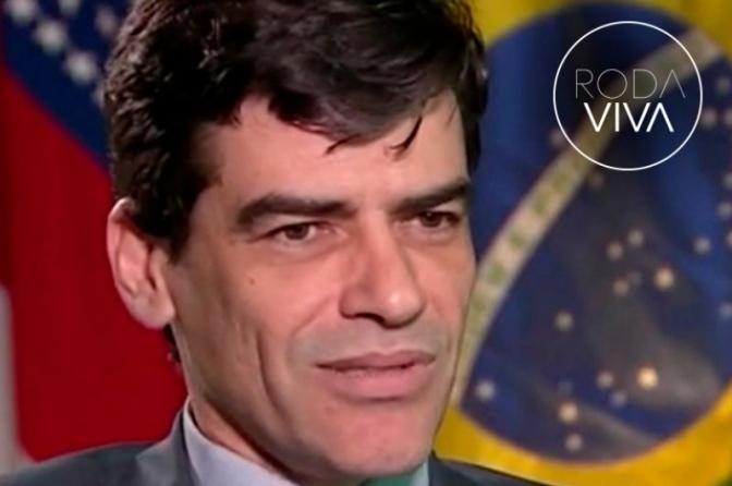 Saiba quem estará na bancada do Roda Viva com o delegado Alexandre Saraiva