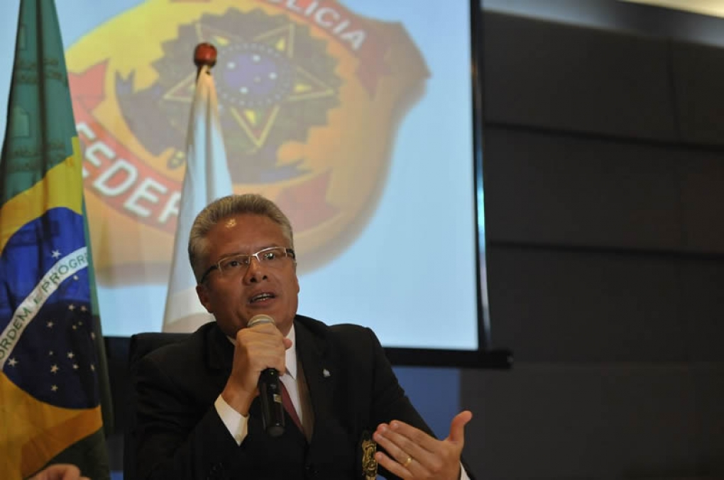 Delegado que barrou Alexandre de Moraes no Aeroporto ganha cargo no Ministério da Justiça