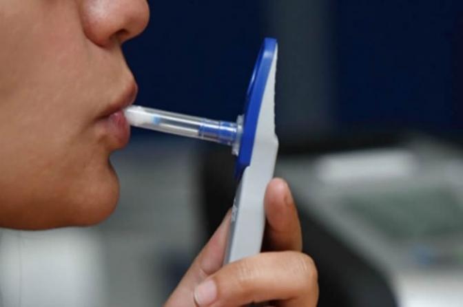 'Drogômetro' já está sendo usado em Blitz daLei Seca para detecção de substâncias entorpecentes