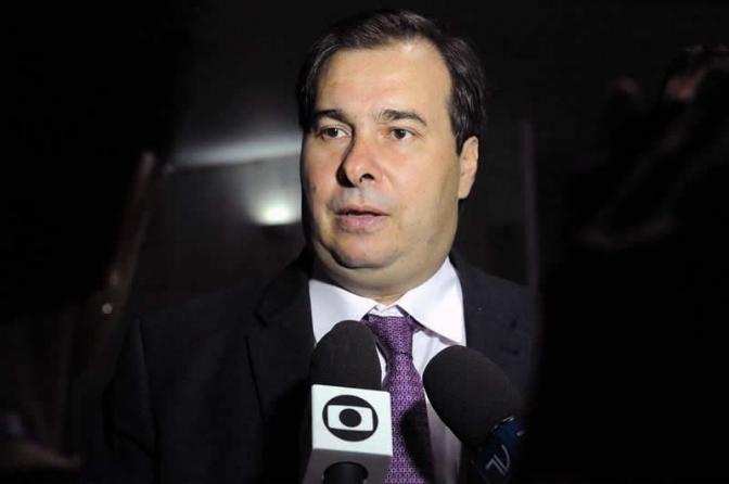 Rodrigo Maia enterra a reforma da Previdência