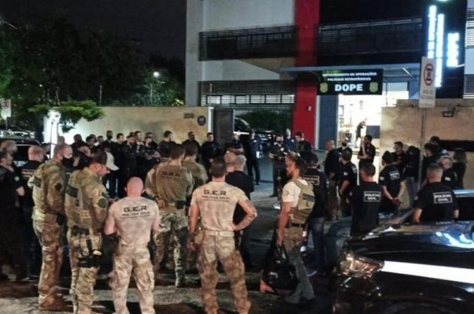 Polícias de São Paulo protestam por aumento salarial nesta sexta-feira!