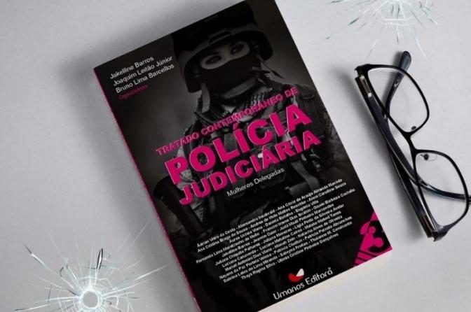 """Lançamento do livro """"Tratado Contemporâneo de Polícia Judiciária – Vol. 3"""""""