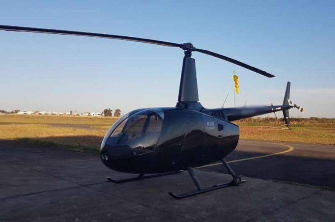 Polícia Civil de SP apreende 2 aeronaves em ação para combater o tráfico internacional de drogas