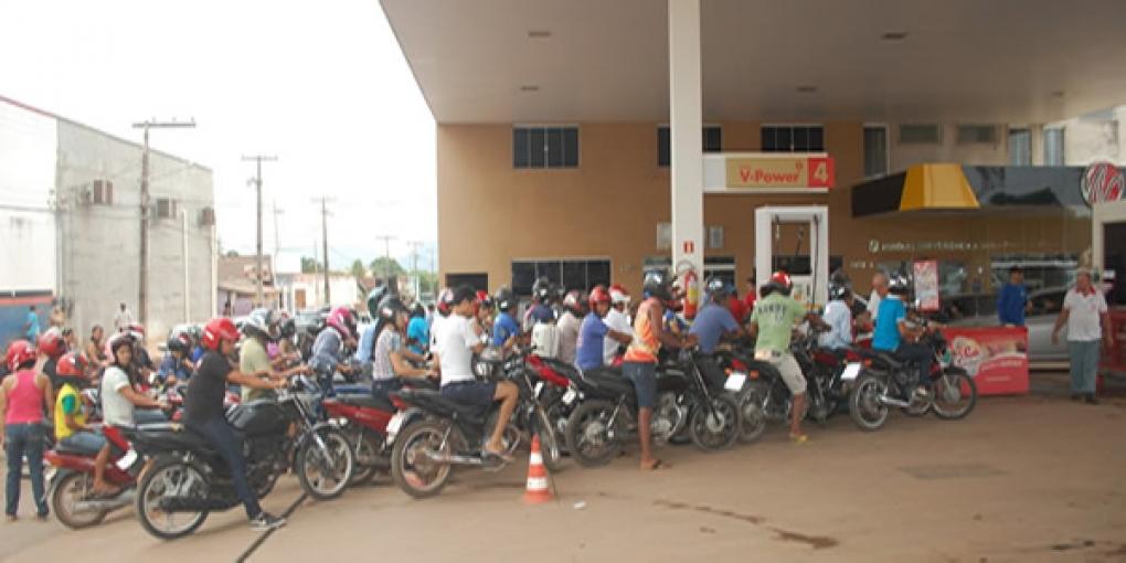 O crime eleitoral no fornecimento de combustível em veículos para carreata