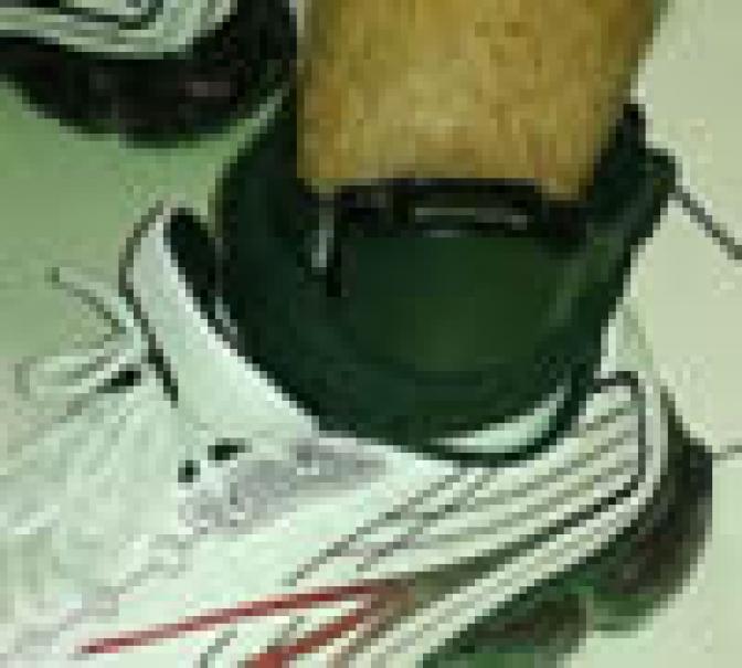 Com tornozeleira, preso faz concurso para delegado da Polícia Civil