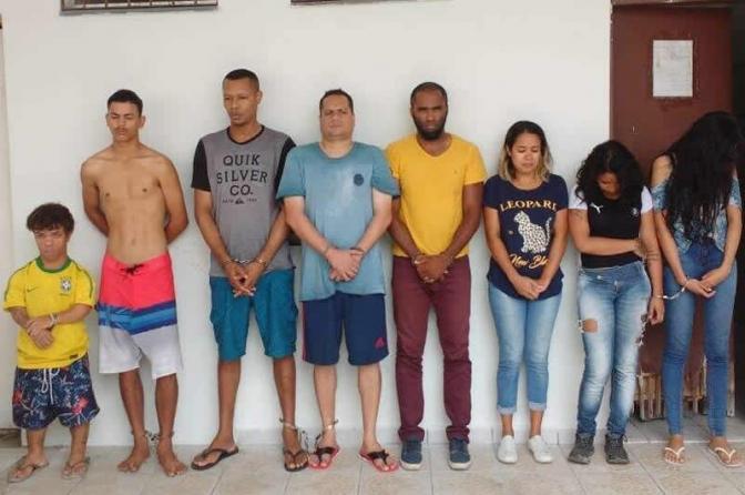 Operação prende 8 pessoas com suposta ligação com o PCC em Itanhaém